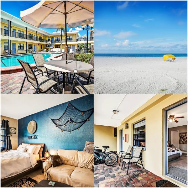 Hotelbilleder: Royal Orleans Resort Unit 113, St Pete Beach