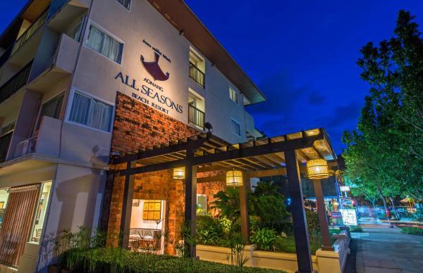 Foto Hotel: Aonang All Seasons Beach Resort, Ao Nang Beach