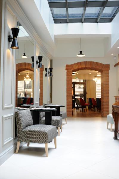 Hotel Pictures: Hotel Albert 1er, Toulouse