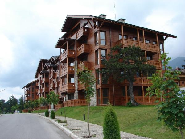 酒店图片: LVV Pirin Gold Apartment, 拉兹洛格