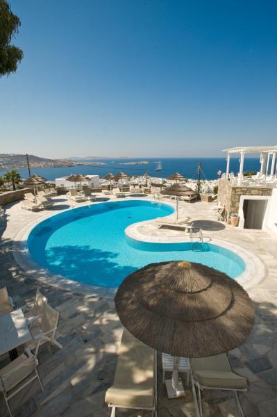 Φωτογραφίες: Hermes Mykonos Hotel, Χώρα Μυκόνου