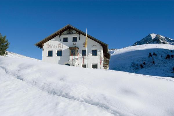 Fotos de l'hotel: Kühtaier Hof, Kühtai