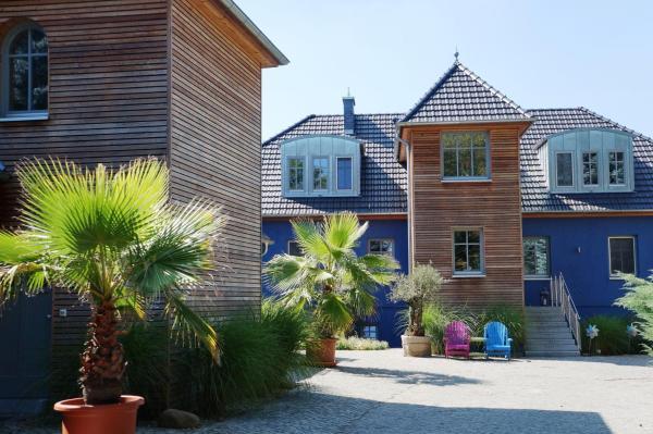 Hotelbilleder: BluGarden Ferienapartments im Spreewald, Lübben