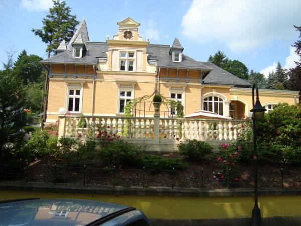 Hotelbilleder: Haus 'Beuth', Bad Elster