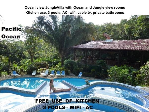 Hotel Pictures: Jungle Villa, Manuel Antonio