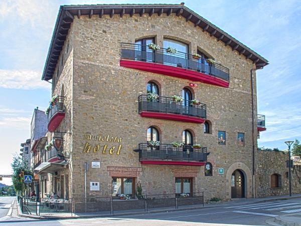 Hotel Pictures: La Violeta, Castelltersol