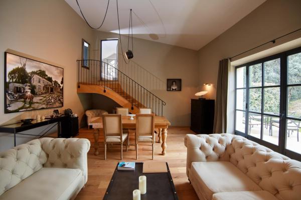 Suite Alphonse de Savornin with private Terrace