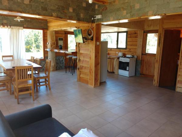 Hotellbilder: Upenen cabañas, Moquehue