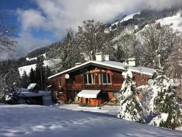 Hotel Pictures: Free Spirit Lodge, Sörenberg