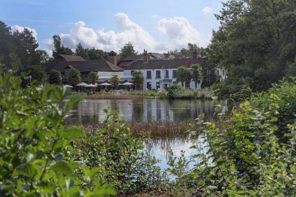 Hotel Pictures: Best Western Frensham Pond Hotel, Farnham