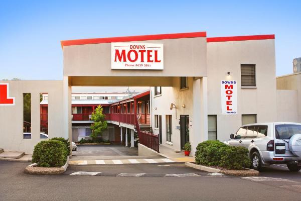 Фотографии отеля: Downs Motel, Тувумба
