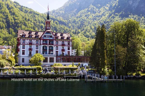 Hotel Pictures: Hotel Vitznauerhof, Vitznau
