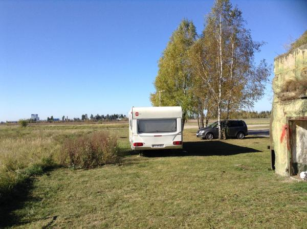 Hotel Pictures: Parking for motor homes, Shchuchyn