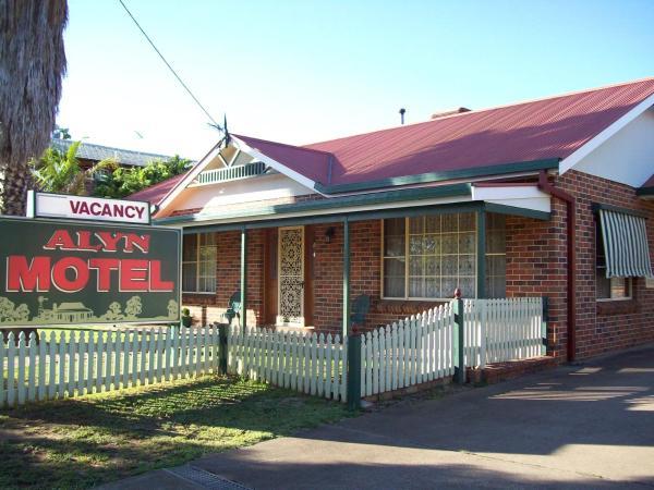 酒店图片: Alyn Motel, Gunnedah