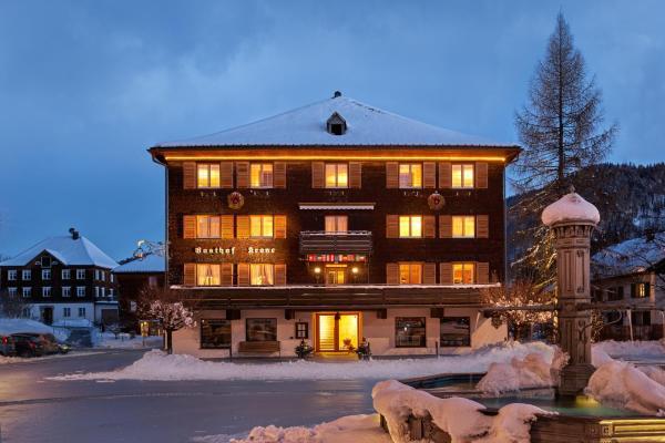 ホテル写真: Hotel Gasthof Krone, Hittisau