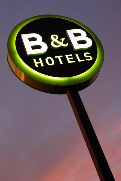 Hotel Pictures: B&B Hôtel Nantes Atlantis Le Zenith, Saint-Herblain