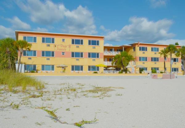 Hotelbilleder: Page Terrace Beachfront Hotel, St Pete Beach