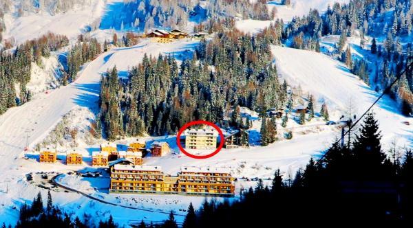 Hotelbilleder: Apartments Bergblick, Sonnenalpe Nassfeld