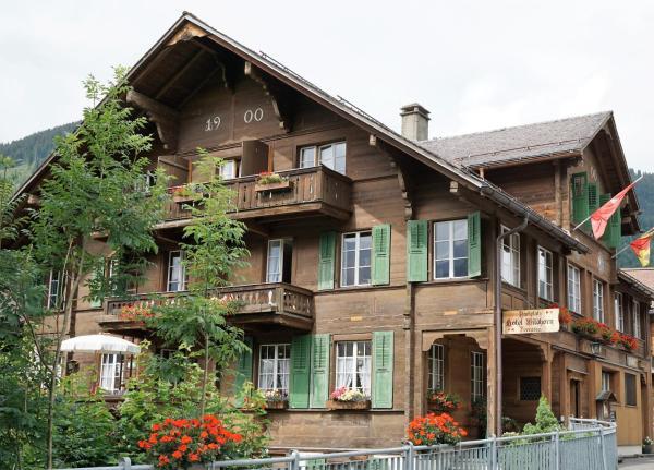 Hotel Pictures: Hotel Wildhorn, Lauenen