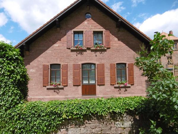 Hotel Pictures: Ferienhaus Weideweg, Schollbrunn