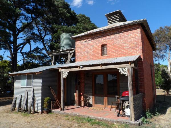 Hotellikuvia: Grampians Historic Tobacco Kiln, Moutajup
