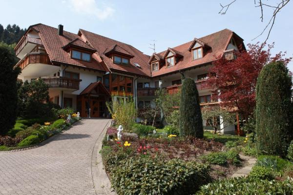 Hotelbilleder: Hotel Garni Café Schacher, Oberwolfach