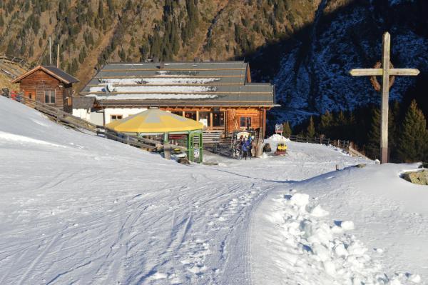 Zdjęcia hotelu: Pitztaler Schihütte, Mandarfen