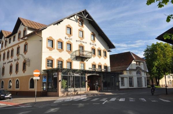 Photos de l'hôtel: Hotel Goldener Hirsch, Reutte
