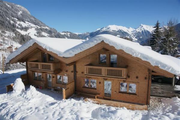 Hotelbilder: Alpenchalets Waldheim, Finkenberg