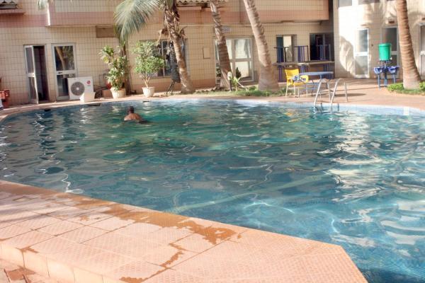 Фотографии отеля: Pacific Hotel Ouagadougou, Уагадугу