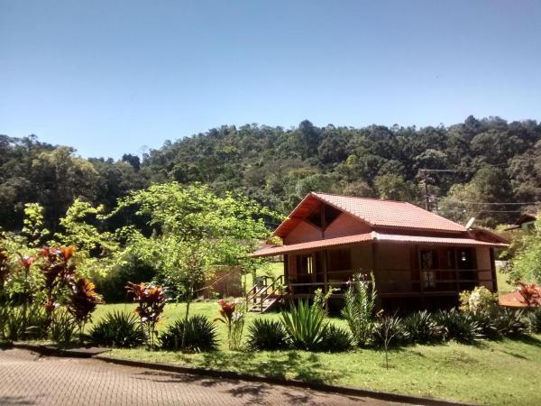 Hotel Pictures: Casa do Bosque, Visconde De Maua