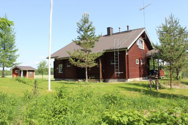 Hotel Pictures: Jokikumpu Farmtourism, Reittiö