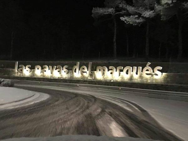 Hotel Pictures: Tres Cruces Apartment, Las Navas del Marqués