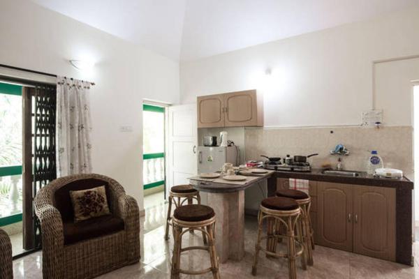 Two-Bedroom Apartment Top Floor