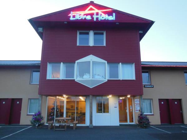 Hotel Pictures: Libre Hôtel, La Vespière