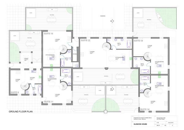 Bell Tower Standard One-Bedroom Suite