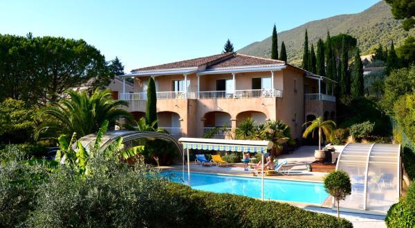 Hotel Pictures: Villa La Lézardière, Nyons
