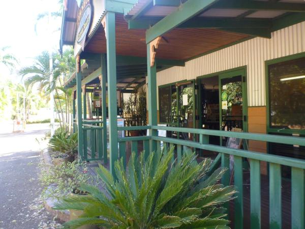 Zdjęcia hotelu: Ivanhoe Resort, Kununurra