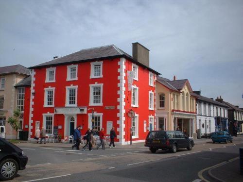Hotel Pictures: Castle Hotel, Aberaeron