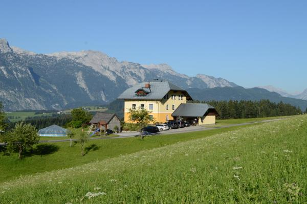 Fotografie hotelů: Appartementhaus Oberlehen, Abtenau