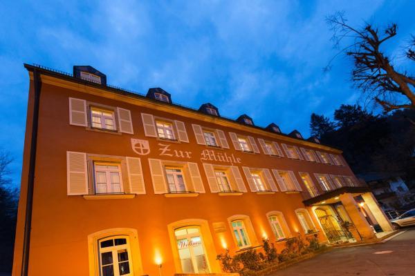 Hotelbilleder: Hotel Hartl's Lindenmühle, Bad Berneck im Fichtelgebirge