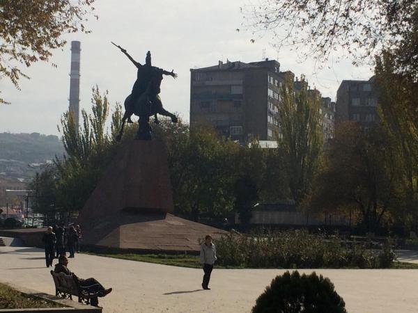Foto Hotel: Apartment on Vardanans 22, Yerevan