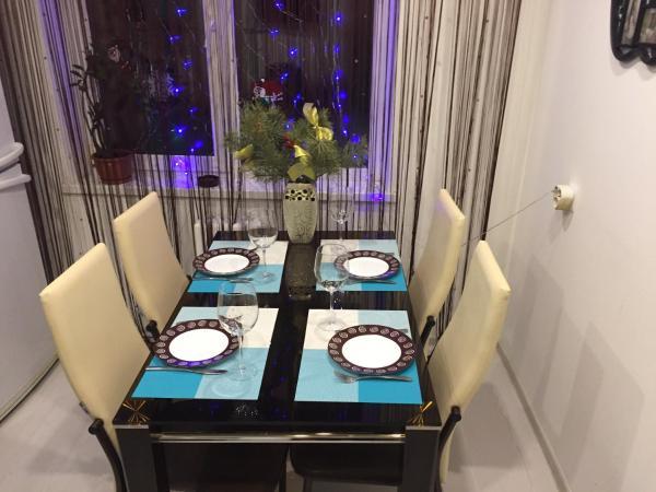 Hotel Pictures: Apartment vulica Chruckaha 12, Polatsk