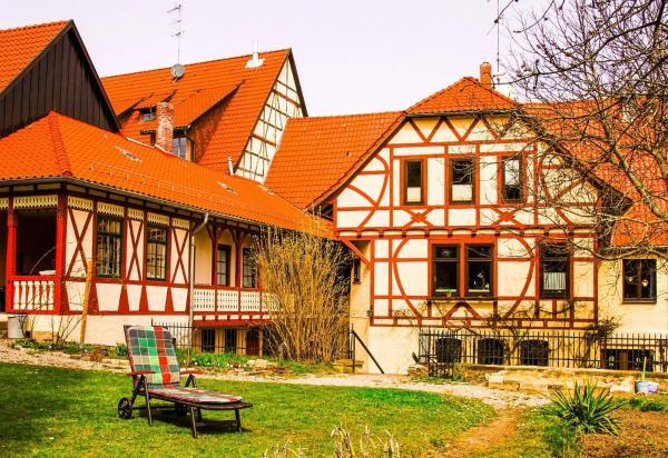 Hotel Pictures: , Arnstadt