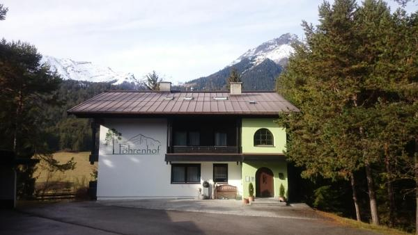 Fotos do Hotel: Föhrenhof, Imst