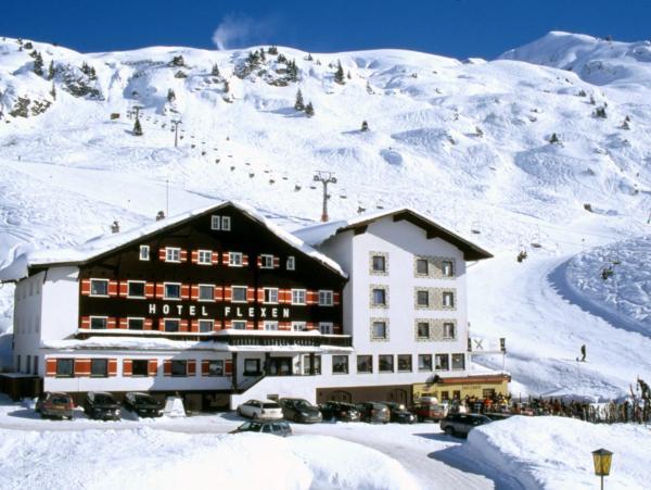 Zdjęcia hotelu: Hotel Flexen, Zürs am Arlberg