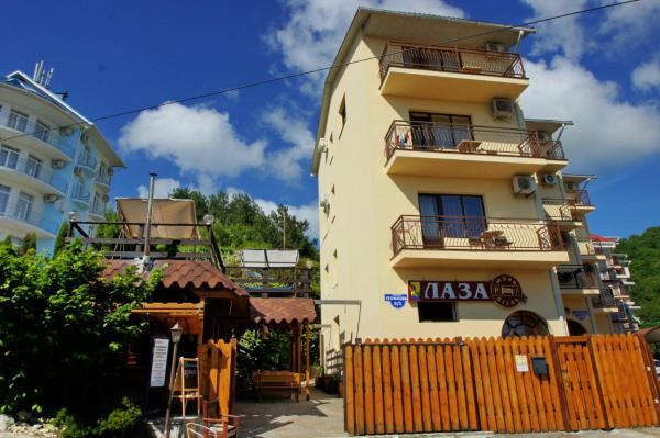 Фотографии отеля: Mini Hotel Laza, Лазаревское