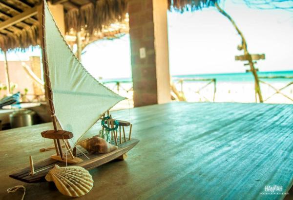 Hotel Pictures: Na Beira do Mar Pousada, Prea