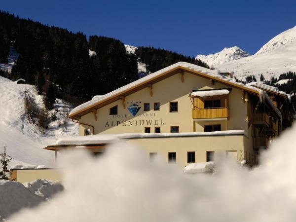 Hotelfoto's: Hotel Garni Alpenjuwel, Serfaus