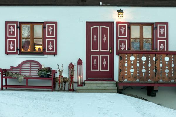 ホテル写真: Chalet Hinterweiding-Gut, Sankt Veit im Pongau